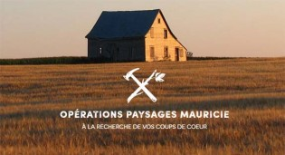 Concours Opération Paysages Mauricie