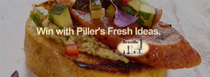 Piller's Fresh Ideas Contest