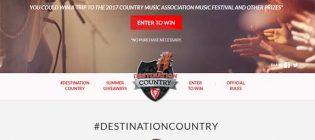 firestone music country festival