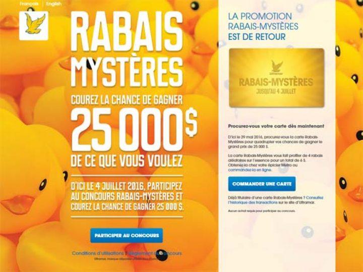 rabais mysteres