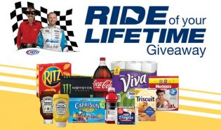 Ride of Your Lifetime Sweepstakes