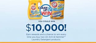clean up and win