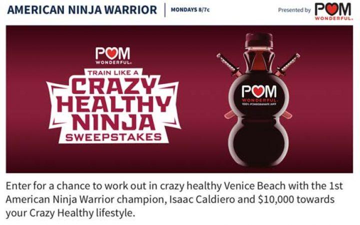 crazy healthy ninja