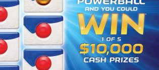 finish find the golden powerball contest