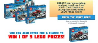 lego city master contest
