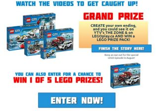 Lego Master Creator Contest