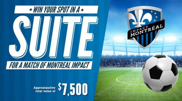 spot in a suite impact montreal