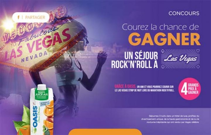 concours oasis