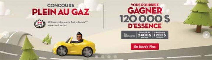 concours plein au gaz