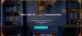 google headquarters contest