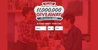 Grand Stand for Schools $1,000,000 Giveaway