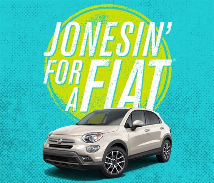 jonesin for a fiat