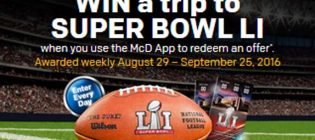 plat at mcd sweepstakes