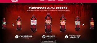 choisissez votre pepper