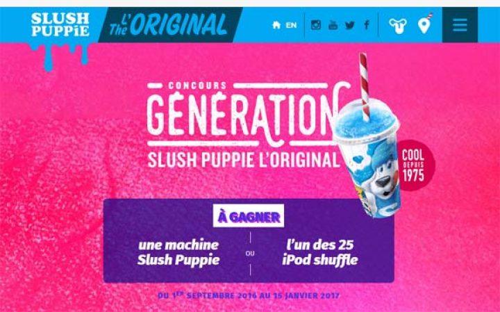 concours generation slush puppie