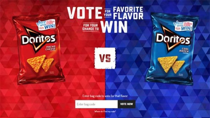 doritos vote