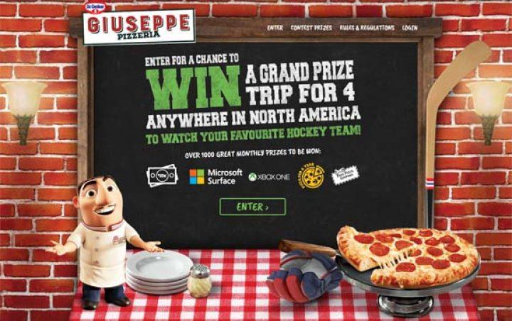 giuseppe contest