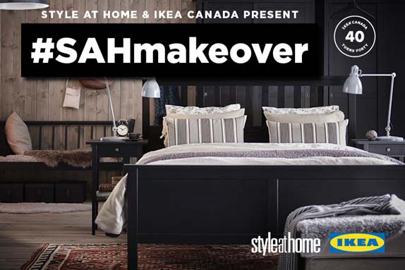 IKEA Style at Home Makeover Contest