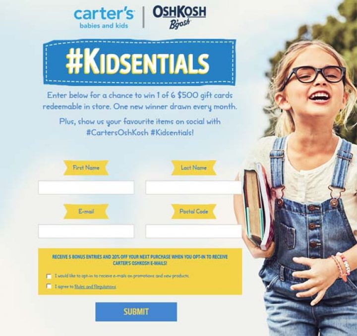 kidsentiels