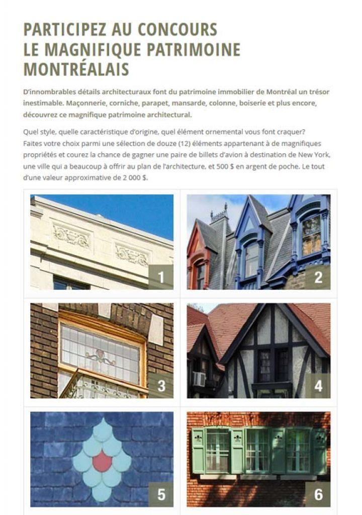 patrimoine montrealais
