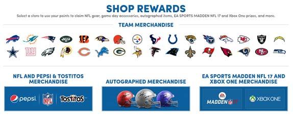 PepsiAndTostitos com Football Promotion Sweepstakes