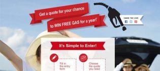 statefarm free gas