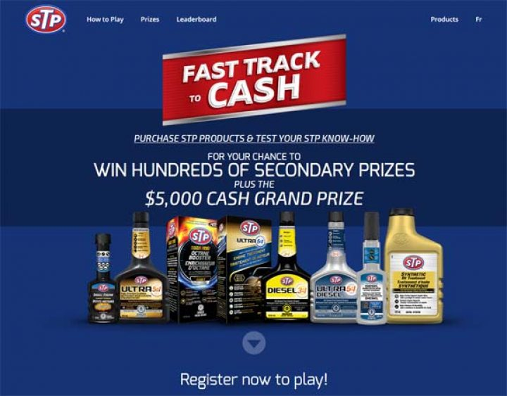 stp fast track to cash