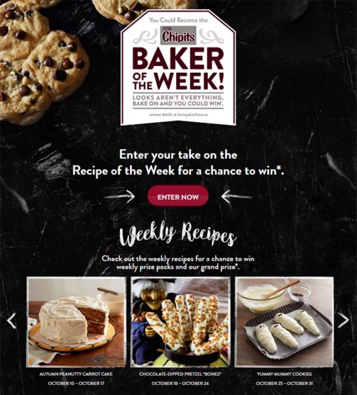 baker of the week