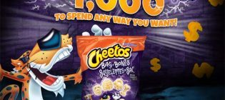 chesters spooky sweepstakes