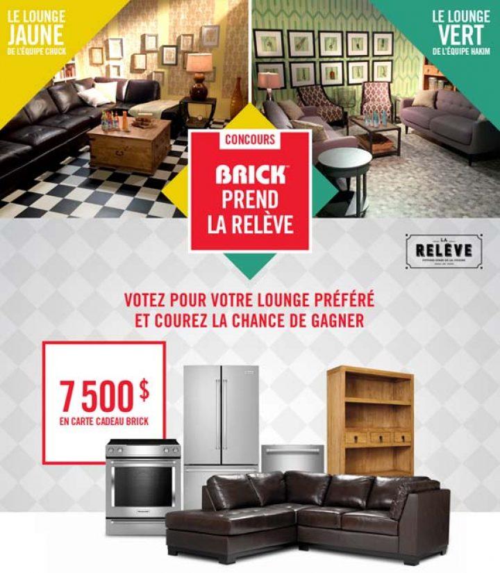 concours brick
