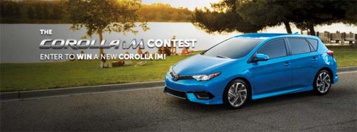 corolla contest