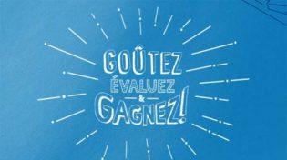 Concours Nestlé Goûtez, évaluez, gagnez
