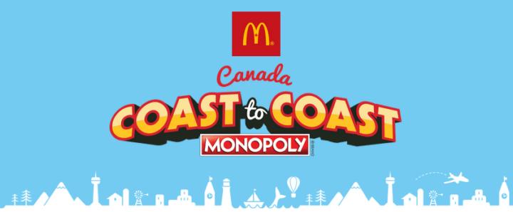monopoly coast to coast