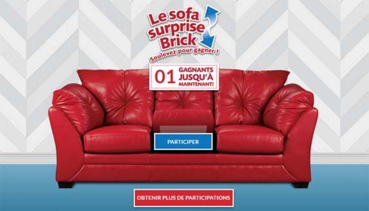 sofa surprise