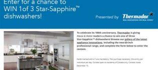 star sapphire dishwashers