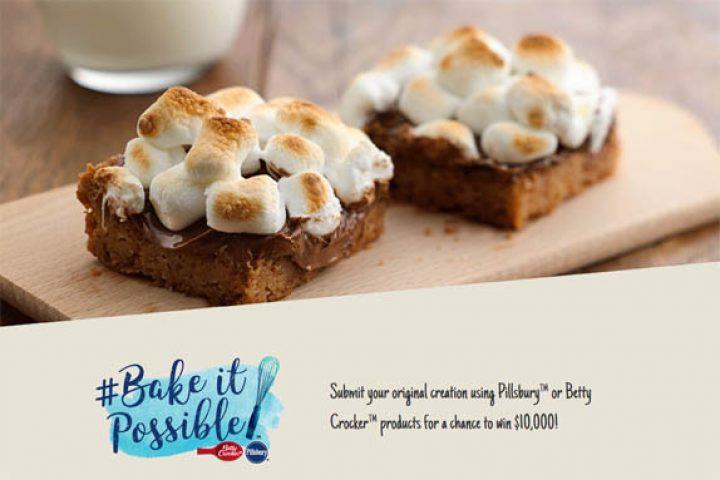 bake it possible
