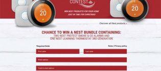 rona nest contest