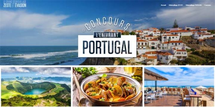 concours enivrant portugal