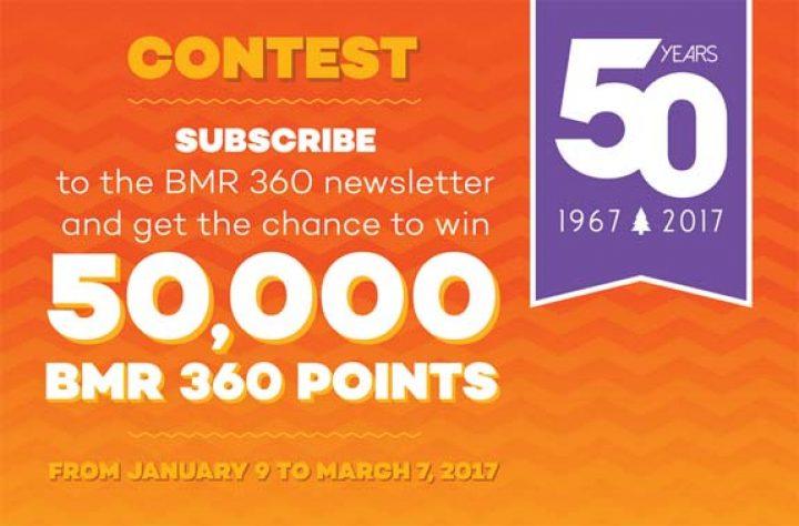 bmr contest