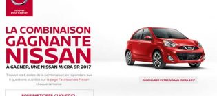 concours nissan micra