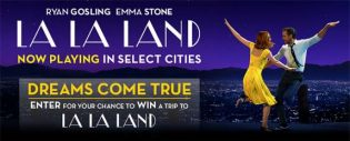 Landmark Cinemas La La Land Contest