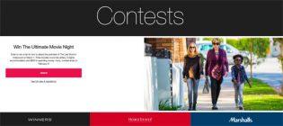 tjx contest