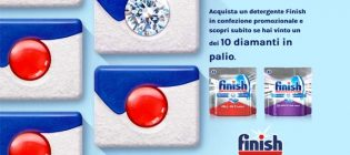 concorso finish diamond powerball