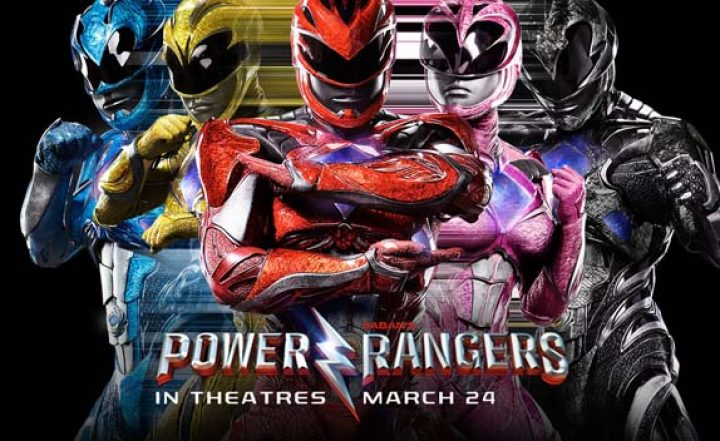 power rangers contest