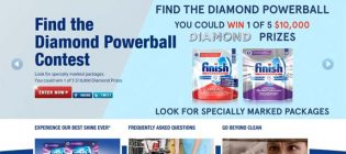 powerball contest