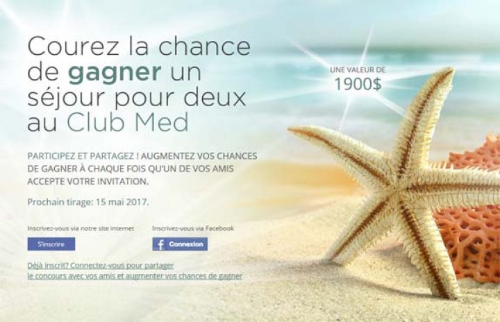concours club med