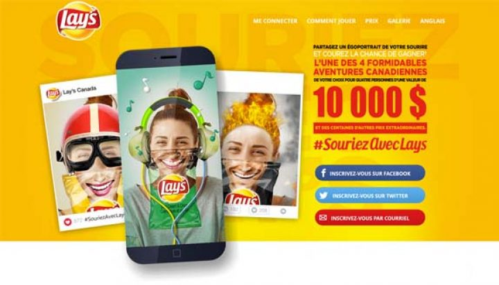 concours lays sourire