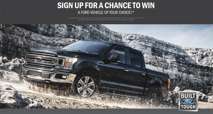 ford-chance-to-win-contest