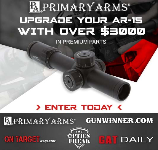 Primary Arms Upgrade Giveaway