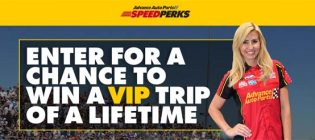 speed perks sweepstakes